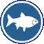 Gyorsfagyasztott halak ikon